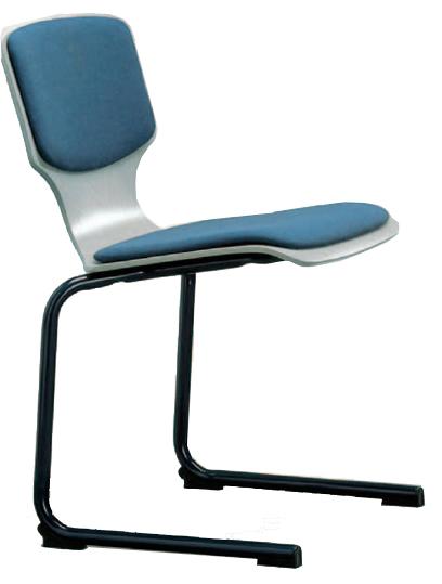 kufenstuhl mit sitzschale mehrzweckst hle objektst hle kaufen kufenst hle freischwinger. Black Bedroom Furniture Sets. Home Design Ideas